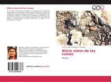 Обложка Alicia viene de las ruinas