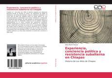 Bookcover of Experiencia, conciencia política y resistencia subalterna en Chiapas