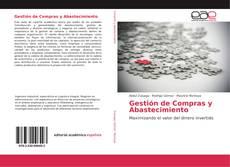 Bookcover of Gestión de Compras y Abastecimiento