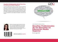 Portada del libro de Desafíos Profesionales de los Docentes en Educación Media Superior