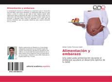 Обложка Alimentación y embarazo