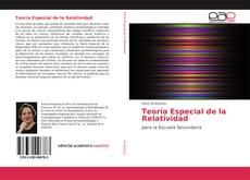 Portada del libro de Teoría Especial de la Relatividad