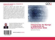 Portada del libro de Integración de Django y AngularJS en Aplicaciones Web