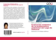 Copertina di Evaluación sistémica de la problemática ambiental del Lago de Valencia
