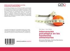 Copertina di Intervención psicológica en los trastornos alimentarios