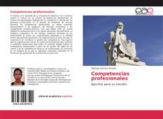 Bookcover of Competencias profesionales