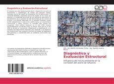 Capa do livro de Diagnóstico y Evaluación Estructural