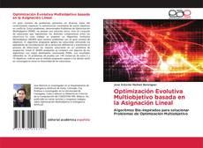 Обложка Optimización Evolutiva Multiobjetivo basada en la Asignación Lineal