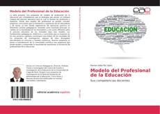 Portada del libro de Modelo del Profesional de la Educación
