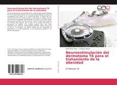 Buchcover von Neuroestimulación del dermatoma T6 para el tratamiento de la obesidad