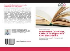 Обложка Innovación Curricular, Carrera de Ingeniería Civil Electrónica
