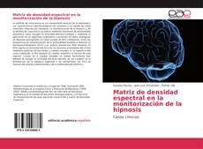 Bookcover of Matriz de densidad espectral en la monitorización de la hipnosis
