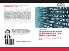 Buchcover von Adquisición de datos de sensores de una RDAP con FPGA