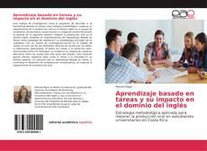 Copertina di Aprendizaje basado en tareas y su impacto en el dominio del inglés