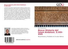 Bookcover of Breve Historia del Islam Andalusí. S.VIII-XVII