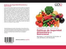 Bookcover of Políticas de Seguridad Alimentaria y Nutricional
