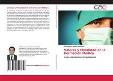 Portada del libro de Valores y Moralidad en la Formación Médica