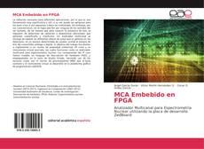Bookcover of MCA Embebido en FPGA