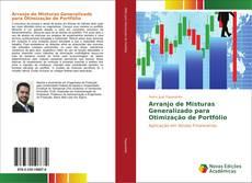 Buchcover von Arranjo de Misturas Generalizado para Otimização de Portfólio