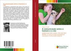 Capa do livro de A comunicação entre o homem e o cão