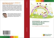 Capa do livro de Estratégias de Leitura e Seleção de Obras Infantojuvenis