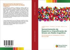 Capa do livro de Sensoriamento de Espectro e Classificação de Sinais em Rádio Cognitivo
