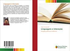 Capa do livro de Linguagem e Interação