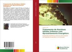 Capa do livro de Tratamento de Resíduos Sólidos Urbanos com Aproveitamento Energético