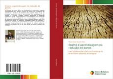 Capa do livro de Ensino e aprendizagem na redução de danos