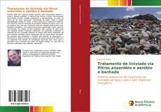Buchcover von Tratamento de lixiviado via filtros anaeróbio e aeróbio e banhado