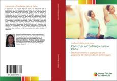 Capa do livro de Construir a Confiança para o Parto
