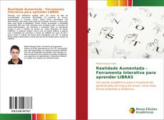 Copertina di Realidade Aumentada - Ferramenta Interativa para aprender LIBRAS