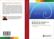 Números de Fibonacci e Números de Lucas kitap kapağı