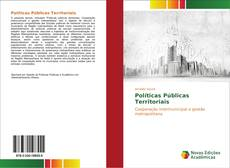 Capa do livro de Políticas Públicas Territoriais