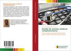 Copertina di Gestão de exames médicos complementares