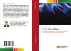 Pena e Legalidade的封面