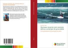 Capa do livro de Osmose reversa com energia eólica e energia da gravidade