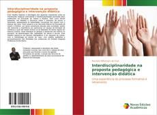 Copertina di Interdisciplinaridade na proposta pedagógica e intervenção didática