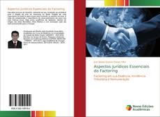 Buchcover von Aspectos Jurídicos Essenciais do Factoring