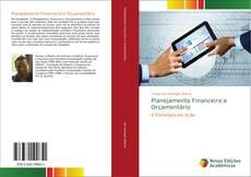 Capa do livro de Planejamento Financeiro e Orçamentário