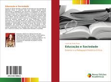 Couverture de Educação e Sociedade