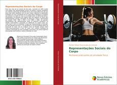 Capa do livro de Representações Sociais do Corpo