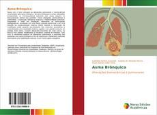 Buchcover von Asma Brônquica