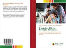 Bookcover of O papel da EAD na formação do Cidadão