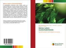 Ideias sobre sustentabilidade kitap kapağı
