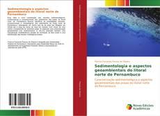 Capa do livro de Sedimentologia e aspectos geoambientais do litoral norte de Pernambuco