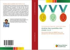 Capa do livro de Análise das questões dos níveis 1 e 2