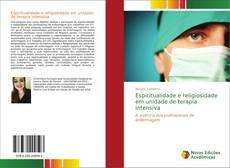 Capa do livro de Espiritualidade e religiosidade em unidade de terapia intensiva