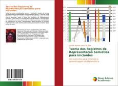 Capa do livro de Teoria dos Registros de Representação Semiótica para iniciantes