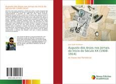 Portada del libro de Augusto dos Anjos nos Jornais do Início do Século XX (1908-1914)